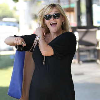 Pregnant Reese Witherspoon Ready For Baby | Pictures