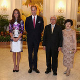 All the Pictures of William and Kate's Southeast Asia Tour