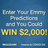 Win $2,000 by Predicting the Emmy Winners!