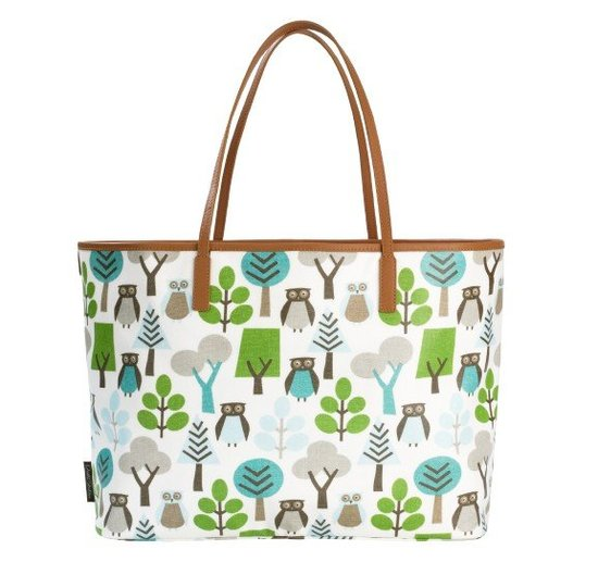Owls Sky Madison Diaper Bag ($125)