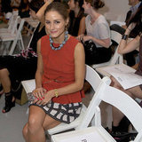 Front Row Celebrities at Spring 2013 New York Fashion Week: Kate Bosworth, Olivia Palermo, Rose Byrne and More!