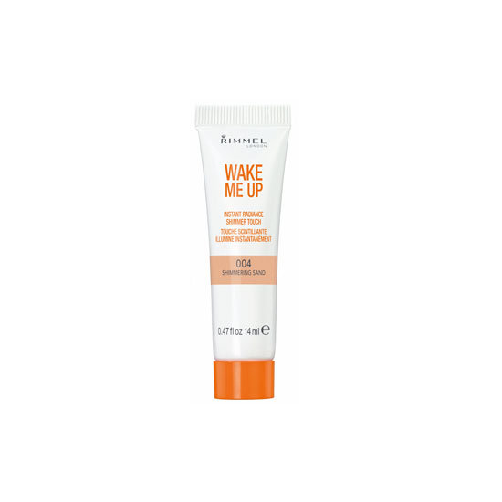 Rimmel London Wake Me Up Instant Radiance Shimmerer Touch in Shimmering Sand, $12.95