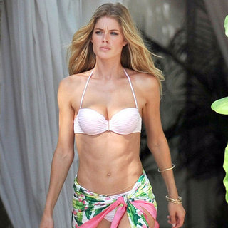 Doutzen Kroes Bikini Pictures For Victoria's Secret
