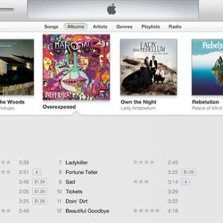 The New iTunes