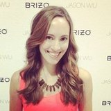 BellaSugar Beauty Director Annie Tomlin had a hair appointment with Kérastase before her video shoot at Jason Wu.