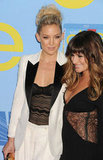 Lea Michele and Kate Hudson walked the red carpet together.