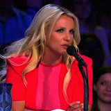 Video: Britney Spears On The X Factor