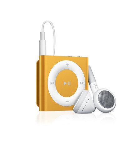 Fourth Generation iPod Shuffle
