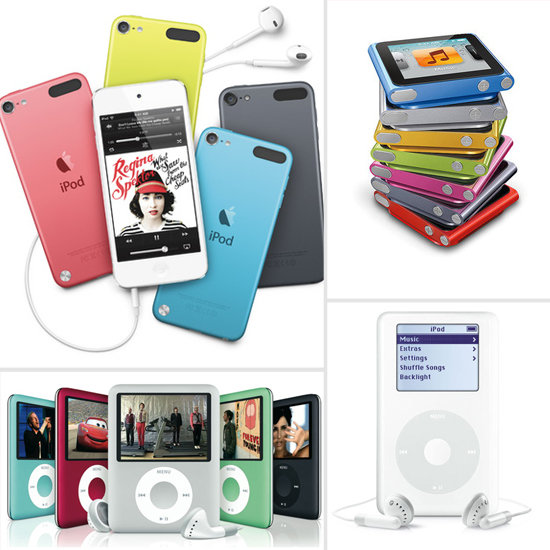 12 Years of iPod Evolution: Then and Now
