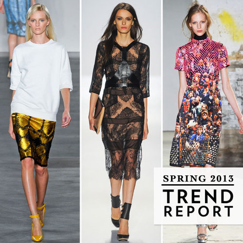 New York Fashion Week Spring 2013 | Trends
