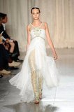 2013 Spring New York Fashion Week: Marchesa