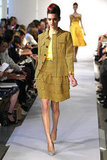 2013 Spring New York Fashion Week: Oscar de la Renta