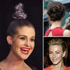 Kelly Osbourne Hair, Julianne Hough Hair, Minka Kelly Hair