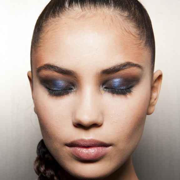 See NYFW's Best Hair and Makeup Looks Up Close