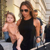 Victoria Beckham With Harper in NYC | Pictures