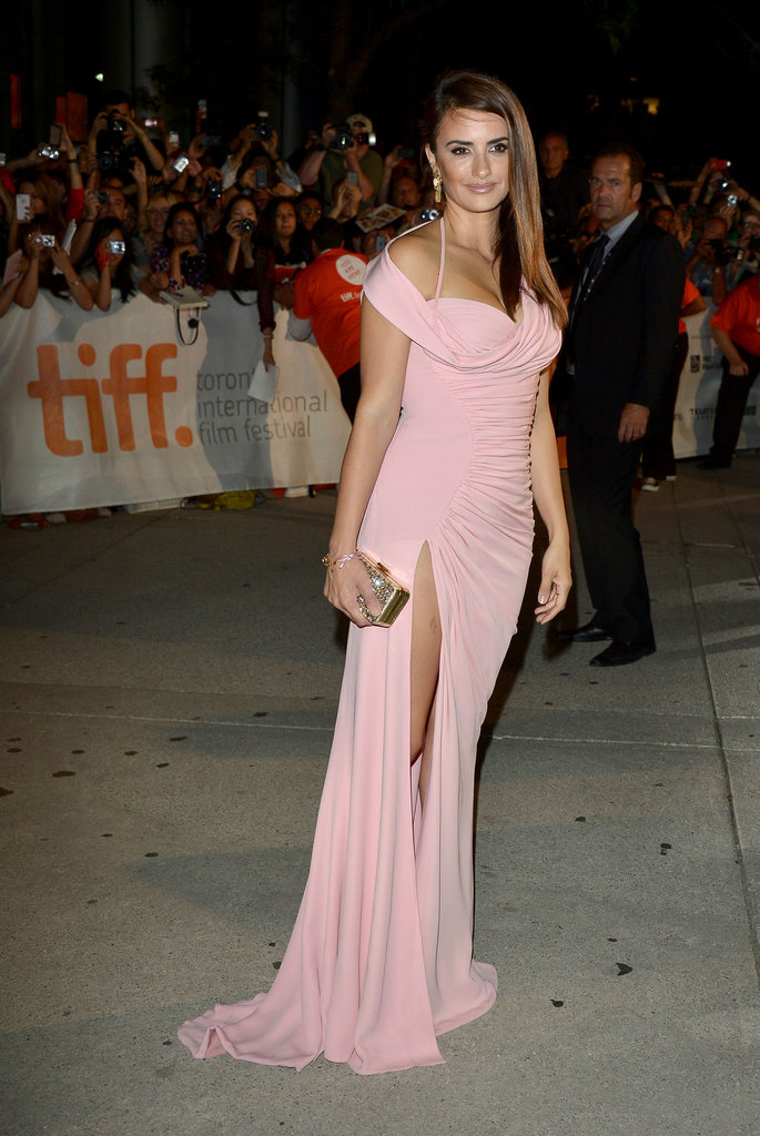 Penelope Cruz looked gorgeous at TIFF.