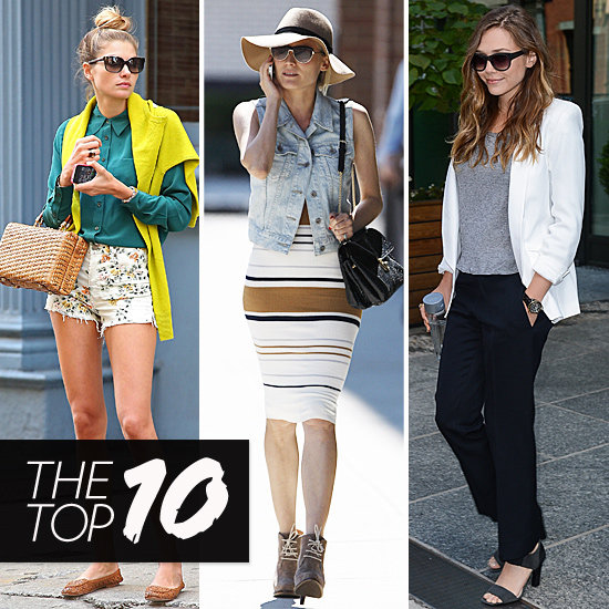 Best Celebrity Style | September 14, 2012