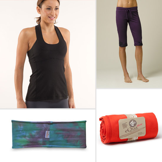 The Perfect Gear For a Yoga Newbie