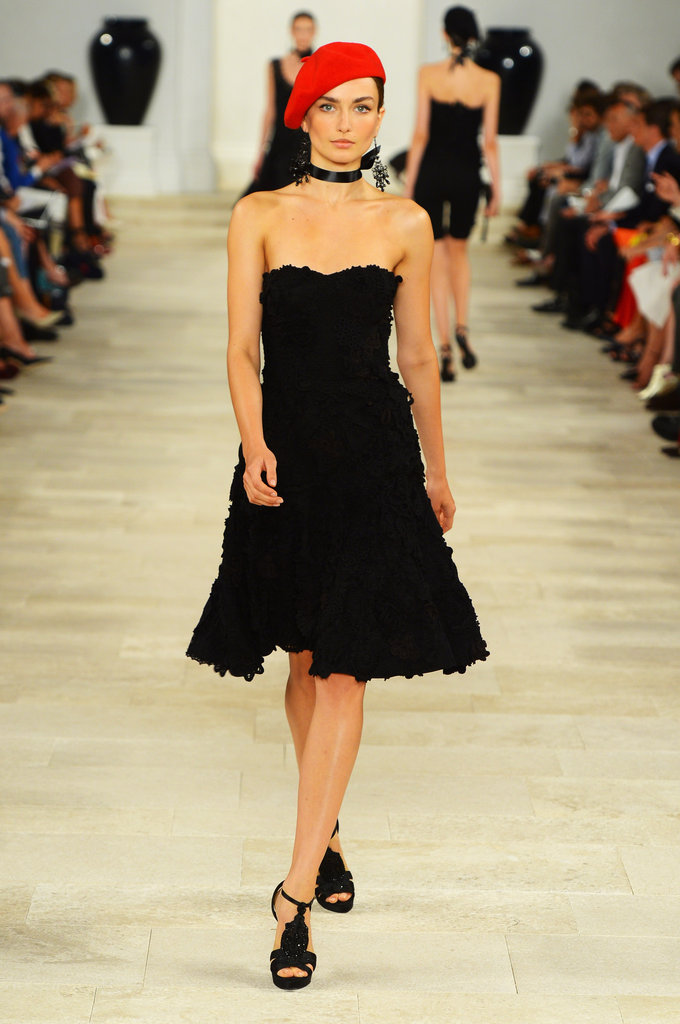 2013 Spring New York Fashion Week: Ralph Lauren