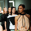 Photos of the Hair and Makeup Look at Rodarte Spring Summer 2013 New York Fashion Week