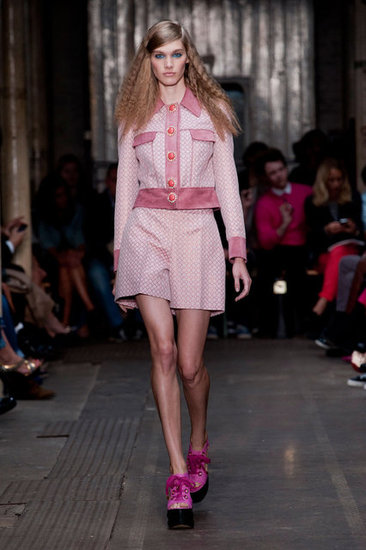 Moschino Cheap & Chic Spring 2013