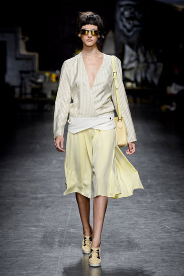 Trussardi Spring 2013