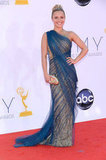 Nashville star Hayden Panettiere presented at the Emmys.