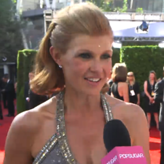 Connie Britton Talking About Nashville at the Emmys (Video)