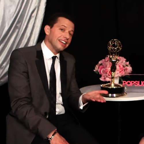 Jon Cryer Talking About Miley Cyrus on Two and a Half Men