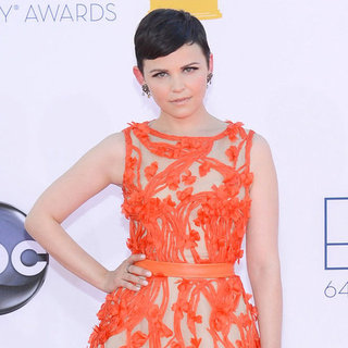 Ginnifer Goodwin Wears Monique Lhuillier to Emmys | Photos