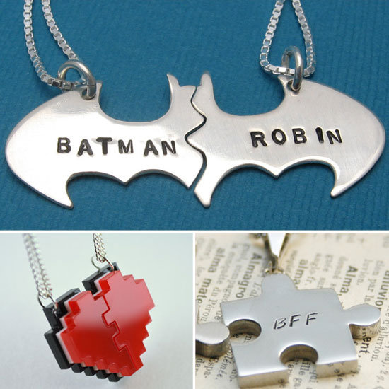 Necklaces For Your Geeky Bestie