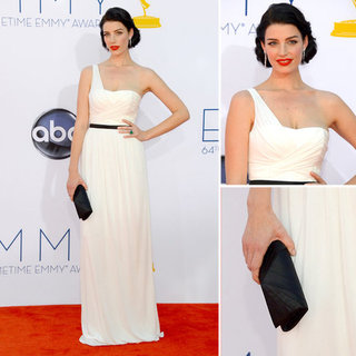 Jessica Pare at the Emmys 2012