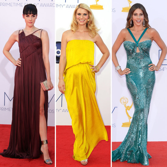 Cue the Hue: 4 Top Colour Trends From the 2012 Emmys