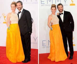 Leslie Mann at the Emmys 2012