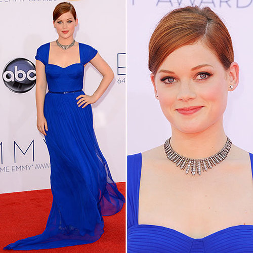 Jane Levy at the Emmys 2012