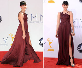 Jena Malone at the Emmys 2012