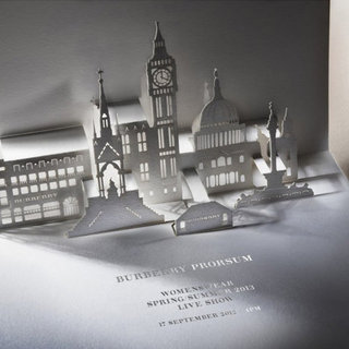Burberry Spring 2013 Live Stream | Video