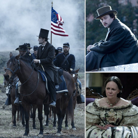 Lincoln: See Daniel Day-Lewis, Joseph Gordon-Levitt, and More in All the Pictures