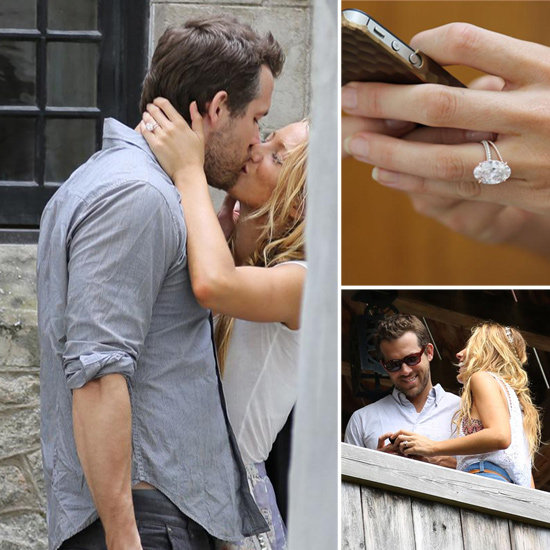 See Blake Lively's Huge Wedding Ring!