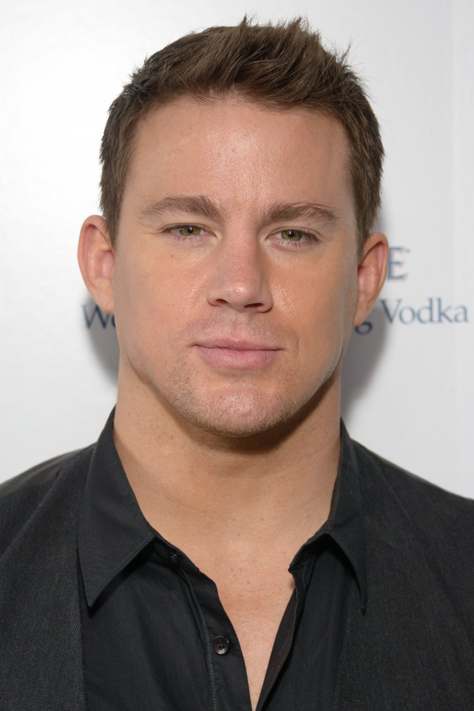 Channing Tatum attended a Ten Years brunch in NYC.