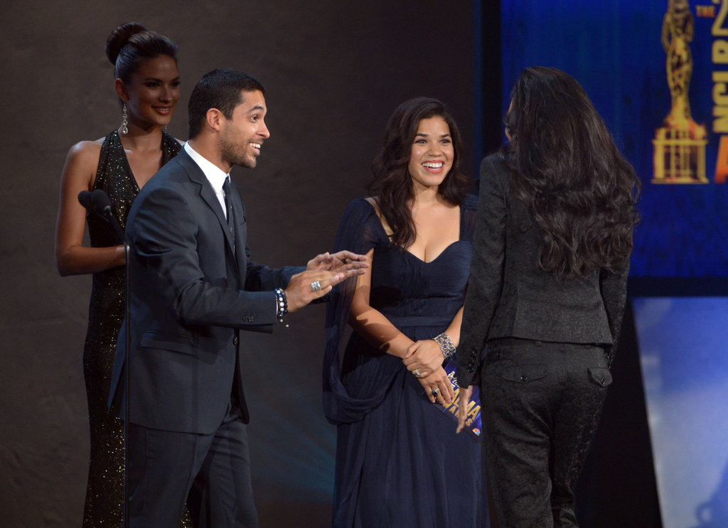 Christina, Ryan, and Zoe Win Big at the Star-Studded ALMA Awards