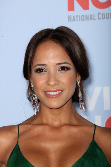 Dania Ramirez attended the 2012 ALMA Awards.