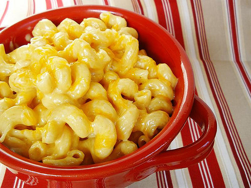 Slow-Cooker Mac and Cheese