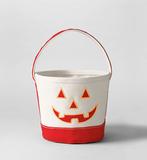 Jack-o'-Lantern Halloween Tote