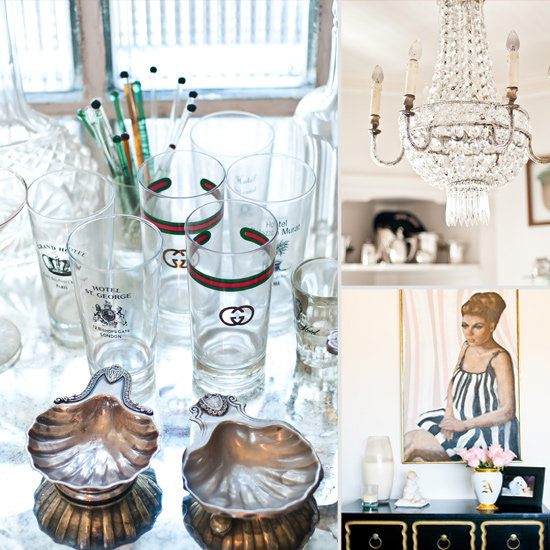 The Founder of Paris Hotel Boutique Opens Up Her Antiques-Filled Home