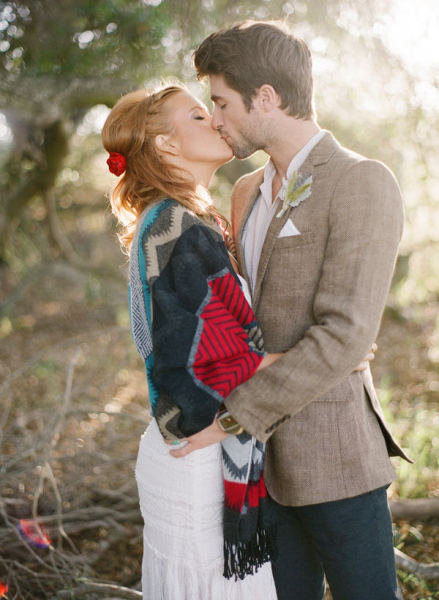 Bridal Blanket