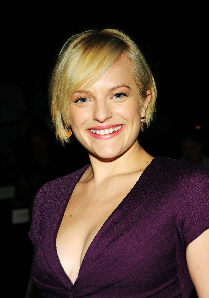 "Elisabeth Moss told Stylist UK that she's proud her Mad Men character represents feminism's accomplishments: ""I think she represents what feminism is really about: equal opportunities, being respected, and being heard. For Peggy, the term 'glass ceiling' didn't exist. She wasn't necessarily aware of feminism. She wasn't trying to make a stand. She just wanted to be respected and treated the same as everyone else because she has good ideas. That's something that women today still feel but they don't want to make a big deal out of it. You just want to be able to have your ideas heard. I am thoroughly lucky that I get to tell that story, because it's an important story for all women today."""