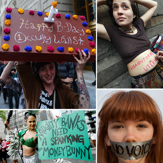 1 Year Later: A Look at the Women of Occupy Wall Street