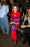 Nicola Roberts at Moschino Cheap and Chic