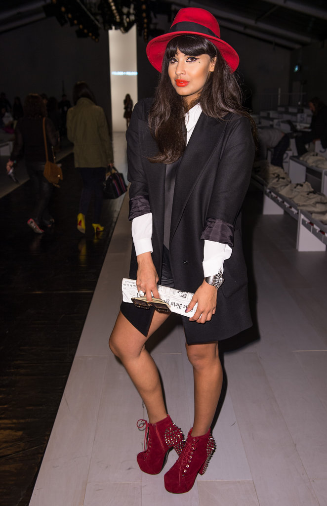 Jameela Jamil at Felder Felder